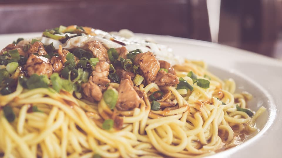 Healthy Chinese Cuisine At Home