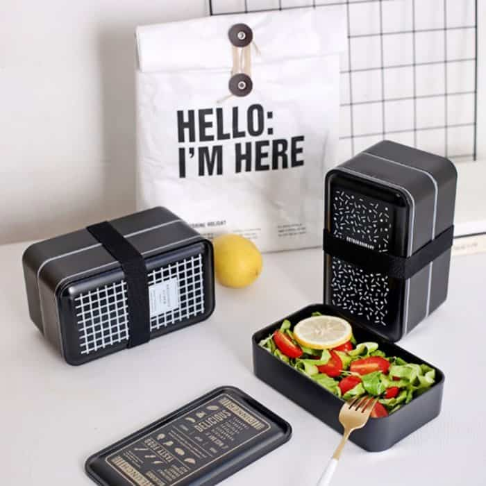 Bento Box Lunch Container