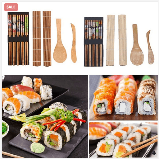 The Best Sushi Making Kits For Budding Chefs