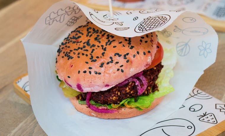 Try out the Best Asian Veggie Burger Recipe
