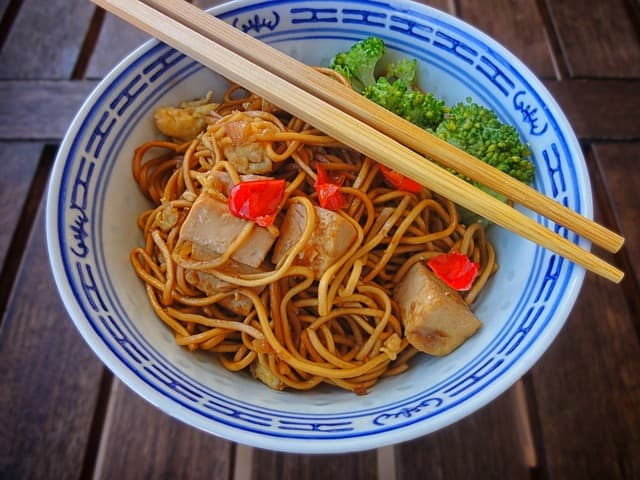 Exotic And Best Asian Vegetarian Food Recipes