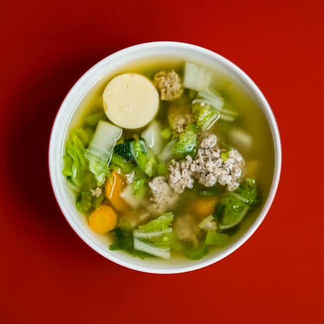 Asian Diet Meal Plan to Lose Weight